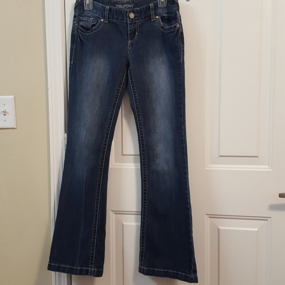 MAURICES 34 Scarlett Jeans